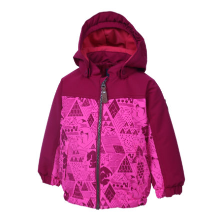 COLOR KIDS  Giacca Dion Candy Rosa