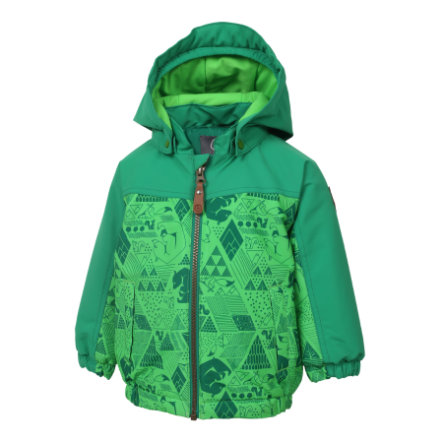 COLOR KIDS Jacke Dion Toucan Green