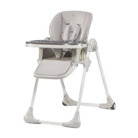 Kinderkraft Chaise Haute Enfant Volutive Yummy Grise
