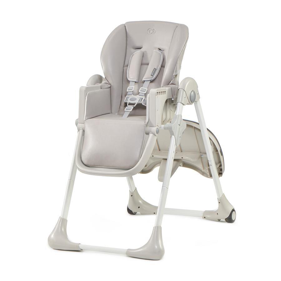 Kinderkraft jídelní židlička Yummy grey