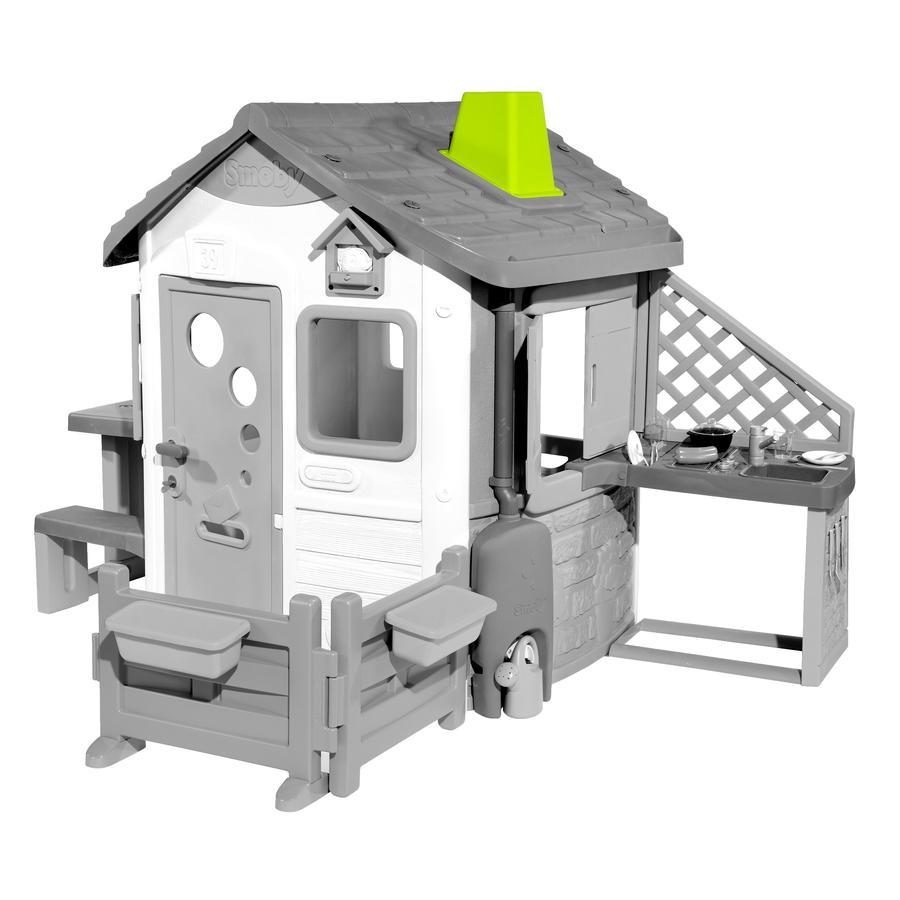 Smoby Speelhuis Neo Jura Lodge Accessoires Schoorsteen