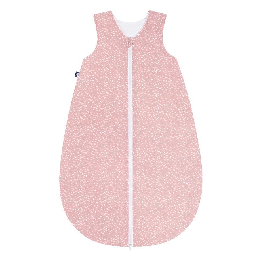 JULIUS ZÖLLNER Jersey spací pytel Tiny Squares Blush