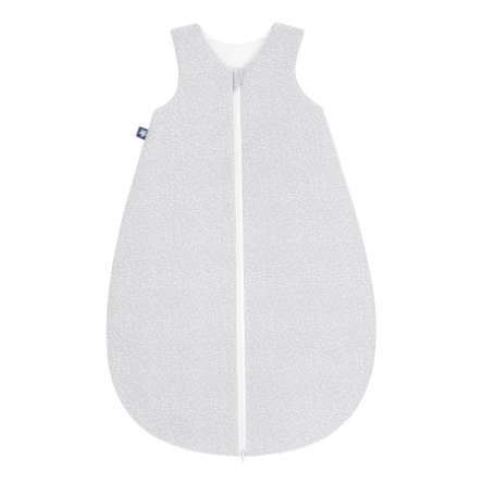JULIUS ZÖLLNER Jersey sommersovepose Tiny Squares Grey