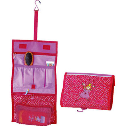 sigikid Hänge-Kulturtasche Pinky Queeny