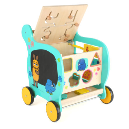 small foot® Loopwagen De Muis