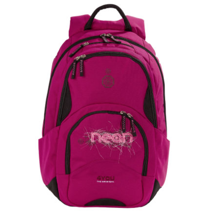 4YOU Flash RS Backpack Flow 233-44 Neon
