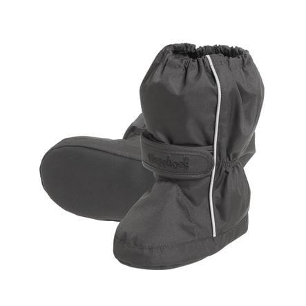 Playshoes Thermo Füßlinge schwarz