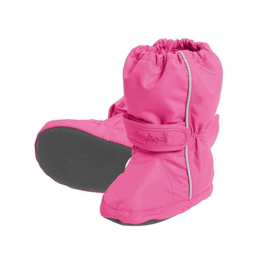 Playshoes Buty śniegowce pink