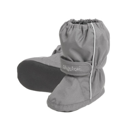 Playshoes Thermo Füßlinge grau