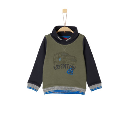 s.Oliver Boys Sweater khaki