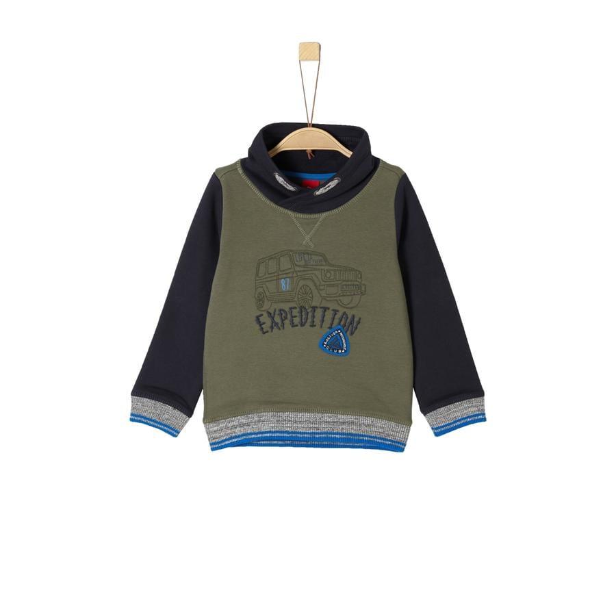 s.Oliver Boys Sweatshirt khaki