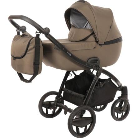 6cdc4fa36 knorr-baby Combi cochecito de bebé Piquetto Uni oliva - rosaoazul.es