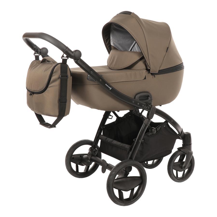 knorr-baby Kombikinderwagen Piquetto Uni oliv