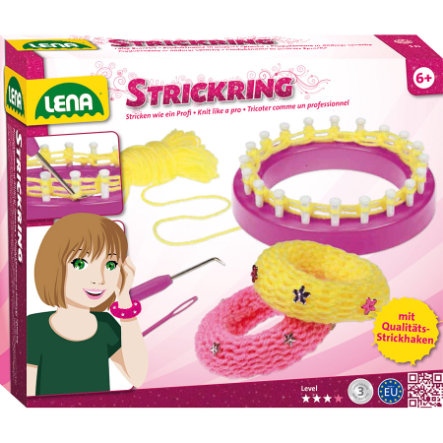 LENA Strickring