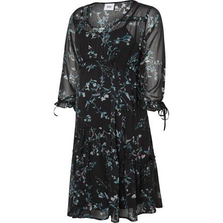 mamalicious těhotenské šaty MLSAMI Black
