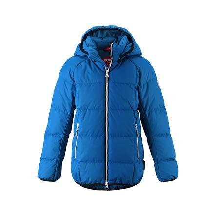 reima Péřová bunda Jord modrá