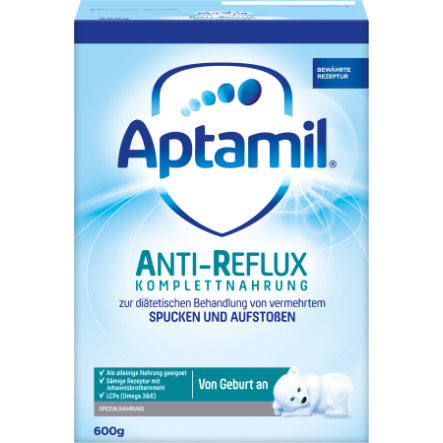 Aptamil Proexpert AR Anti-Reflux Komplettnahrung 600g (2 Beutel)