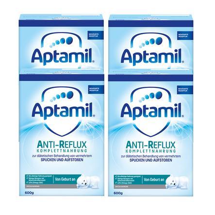 Aptamil Proexpert AR Anti-Reflux Komplettnahrung 4x600g (2 Beutel)
