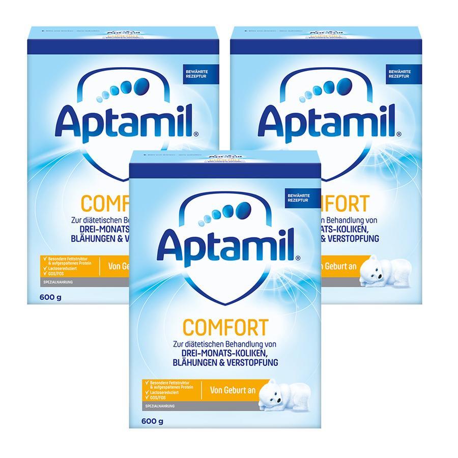 Aptamil Proexpert Comfort Spezialnahrung 3 x 600 g