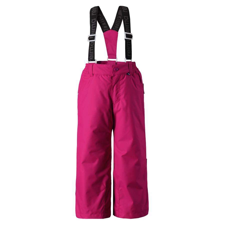 reima tec sněhové kalhoty Procyon cranberry pink