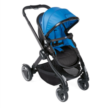chicco Sportsklapvogn Fully Power Blue