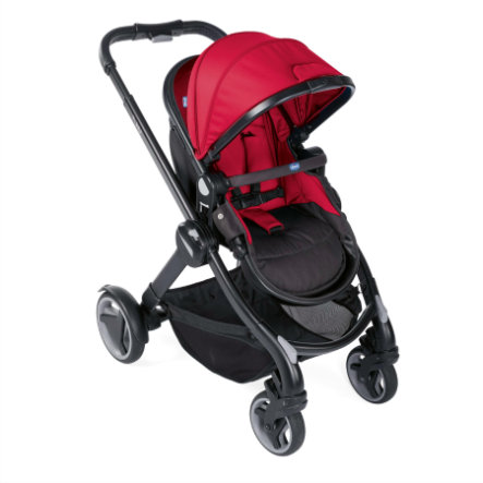 chicco Sportwagen Fully Red Passion