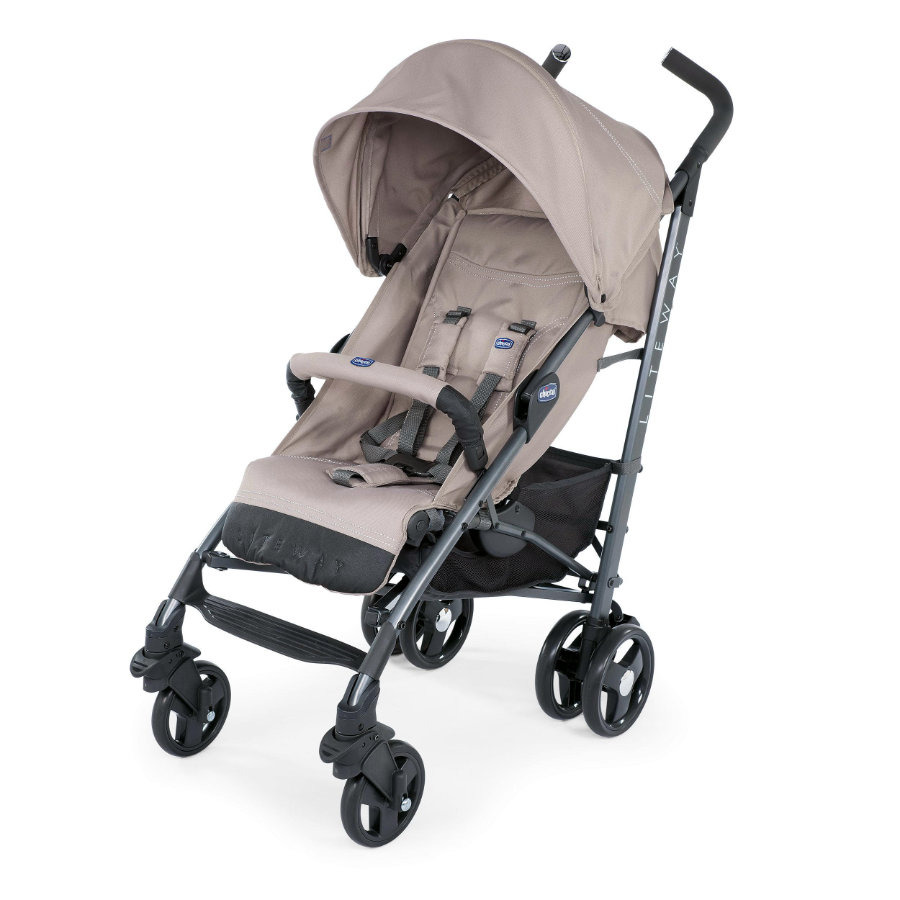 chicco Sportwagen Lite Way³ Dark Beige