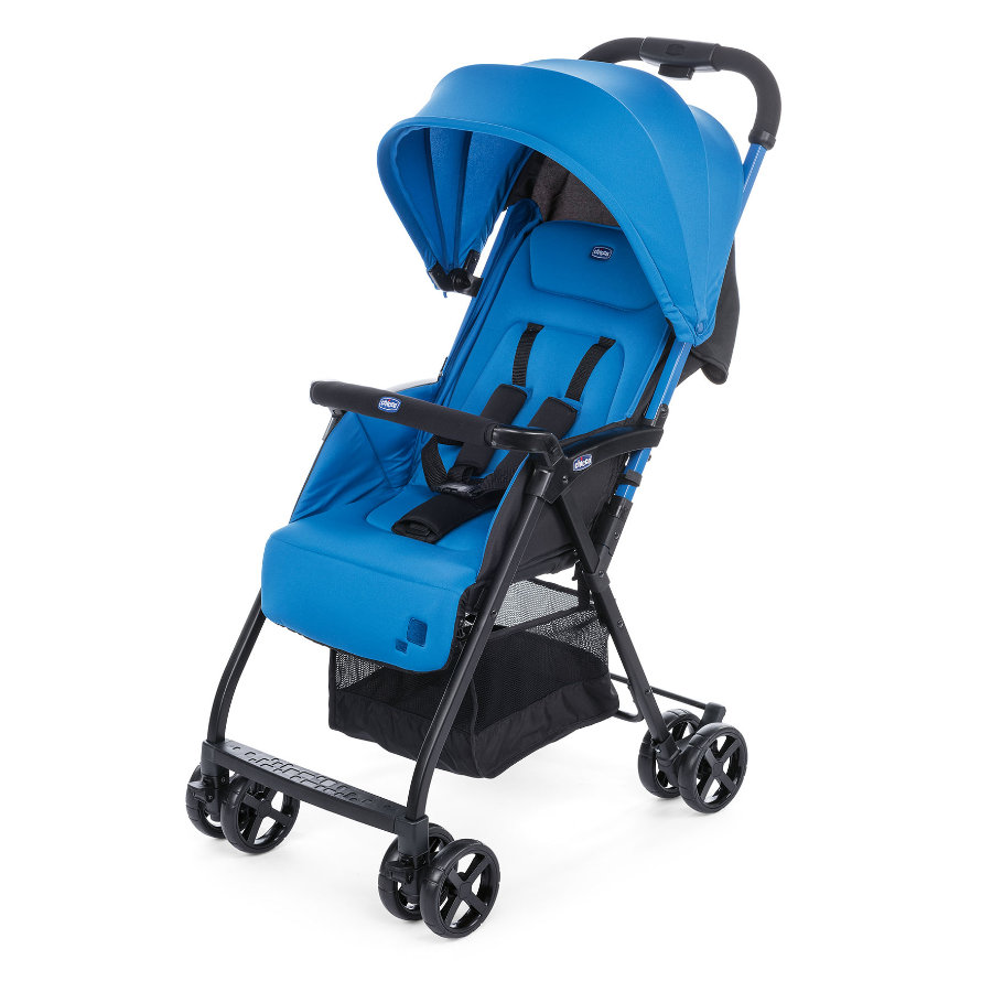 chicco Wózek spacerowy Ohlala 2 Power Blue