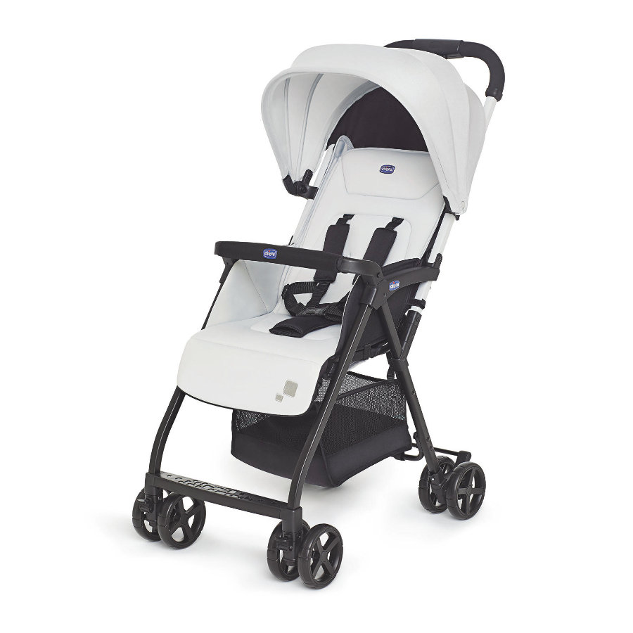 chicco Paraplyvagn Ohlala 2 Silver