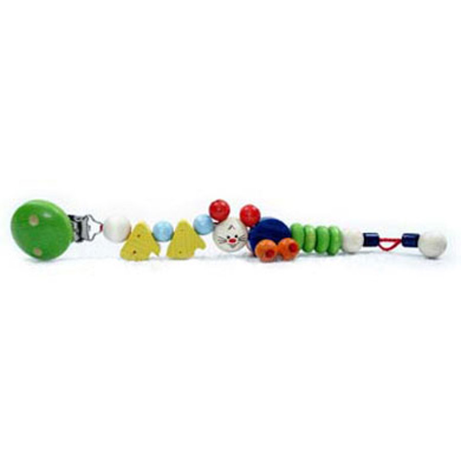 HESS Pacifier / Dummy Chain Mouse