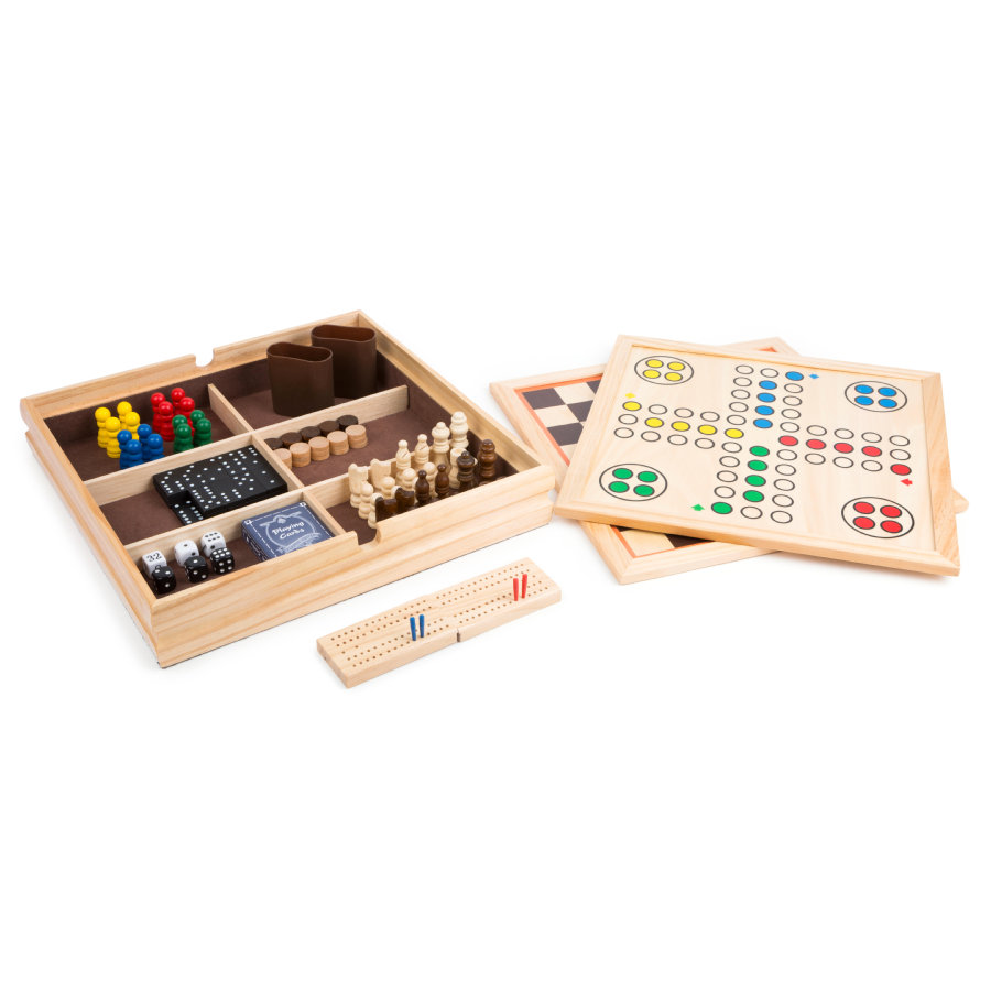 small foot® Set de juego 8 en 1