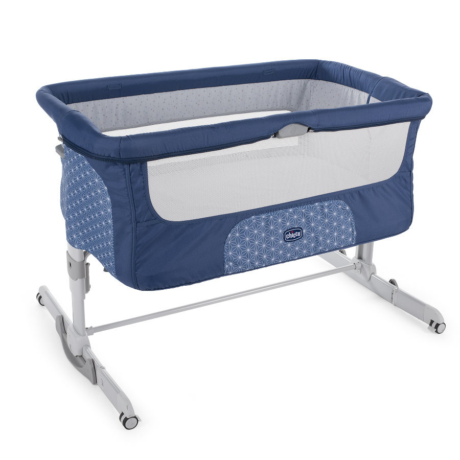chicco Beistellbett Next2Me Dream Navy