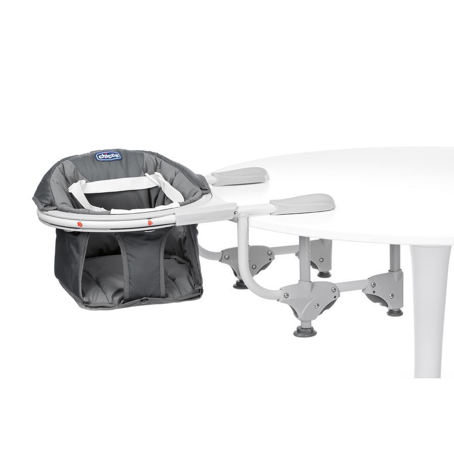 chicco Krzesełko do karmienia 360° Graphite