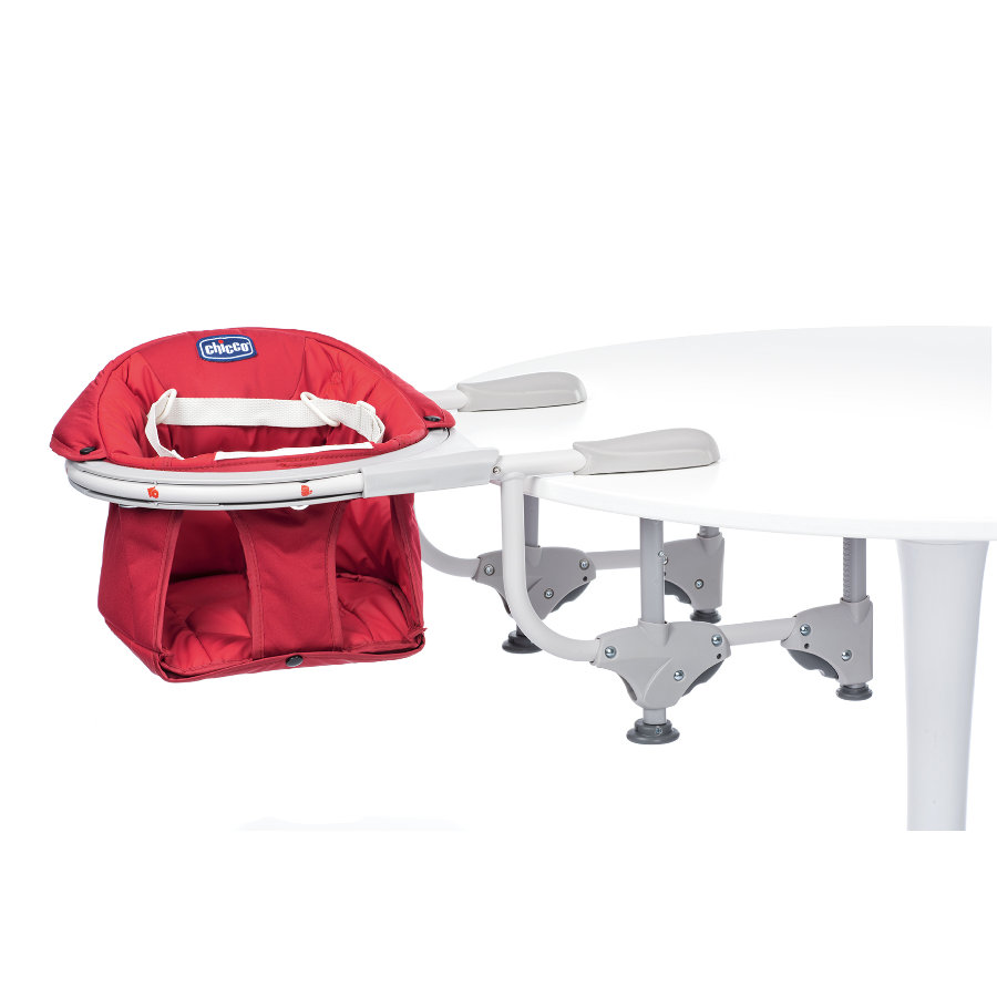 chicco 360° bordsete Scarlet