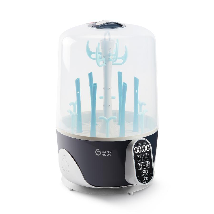 babymoov Sterilizzatore a vapore e asciuga-biberonTurbo-Pure