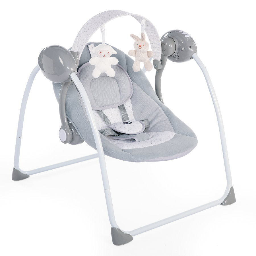 chicco Babyschaukel Relax & Play Cool Grey