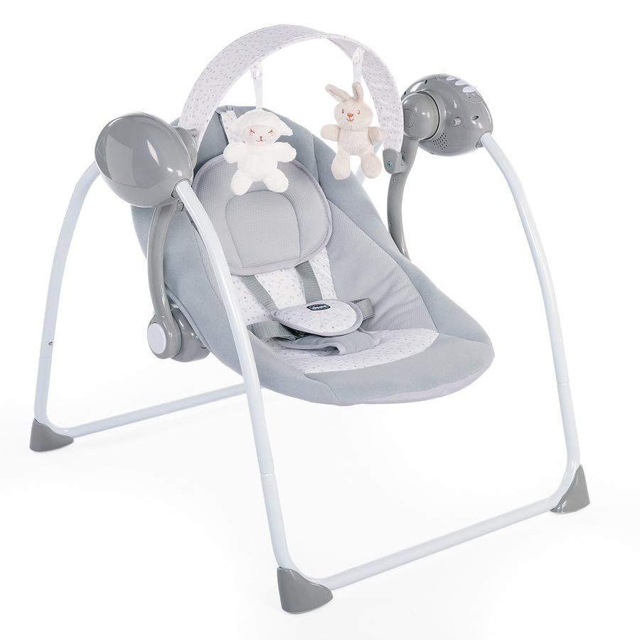chicco Balancelle bébé Relax & Play gris cool