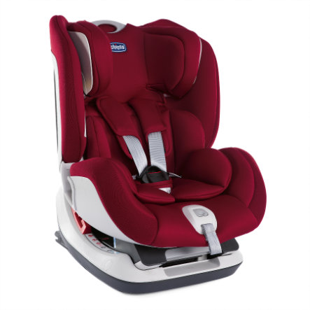 chicco Bilbarnstol Seat Up 012 Red Passion