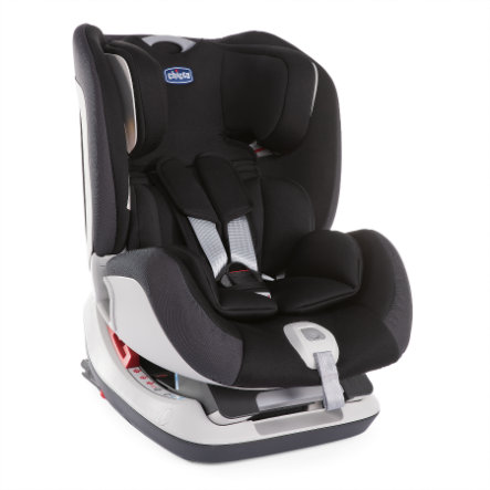 chicco Bilbarnstol Seat Up 012 Jet Black