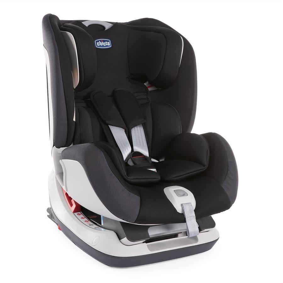 CHICCO Turvaistuin Seat Up 012, Jet Black
