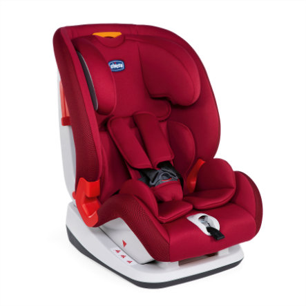 chicco Kindersitz Youniverse Gr. 1/2/3 Red Passion
