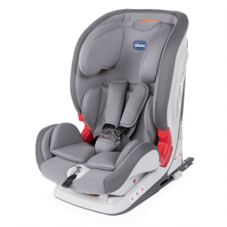 CHICCO Youniverse Fix Turvaistuin ryhmille 1/2/3, Pearl