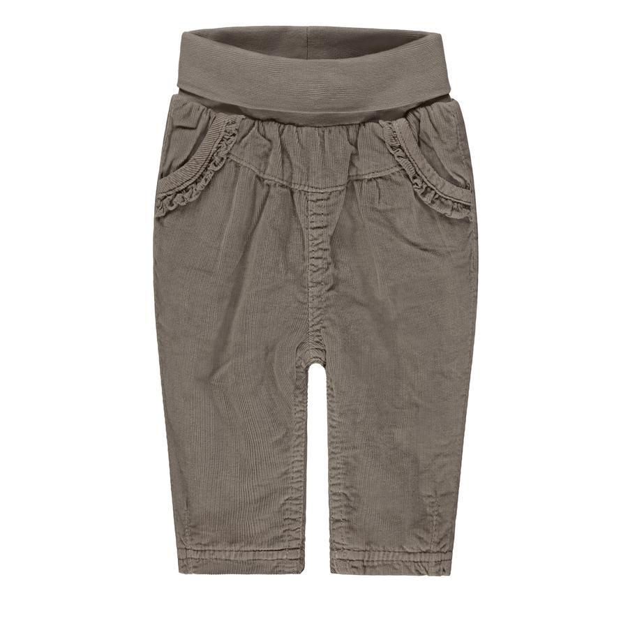 Steiff Girl s sztruksowe spodnie sztruksowe grzyby