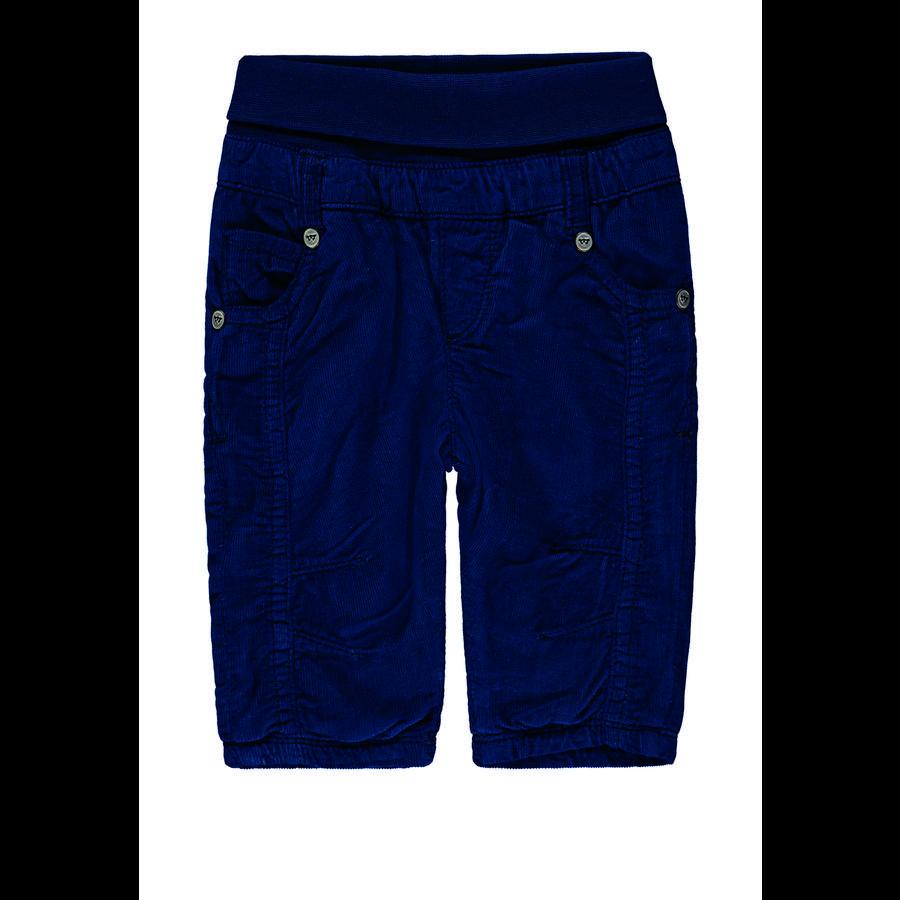 Steiff Boys Kordhose medieval blue