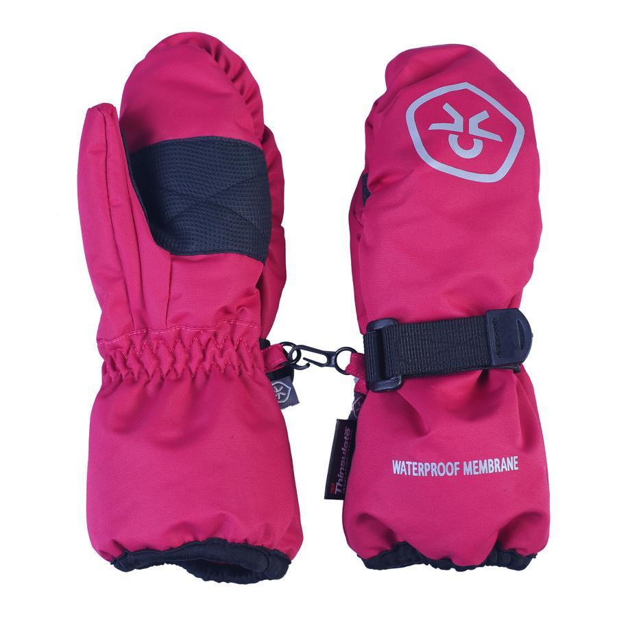 COLOR KIDS  Handschoenen Kombie Rasberry