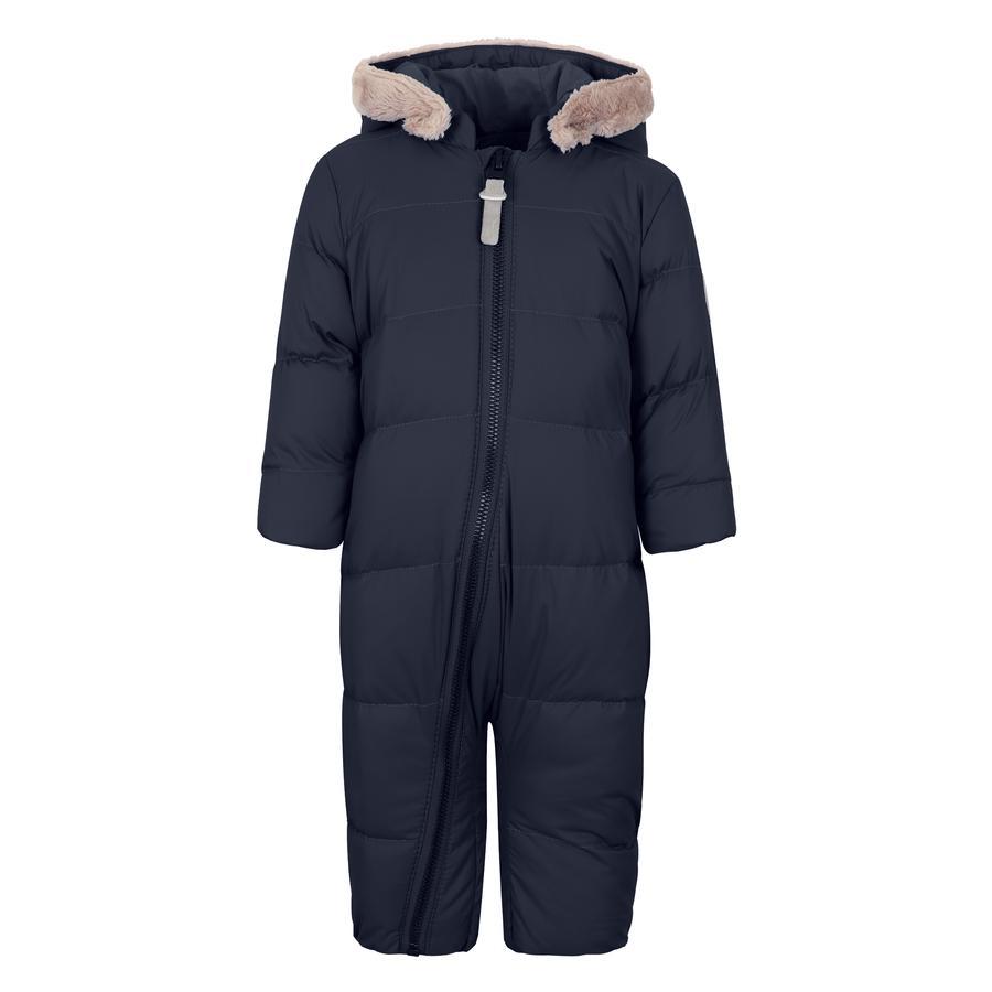 TICKET TO HEAVEN Schneeanzug Daune Emilia mit abnehmbarer Kapuze, blau