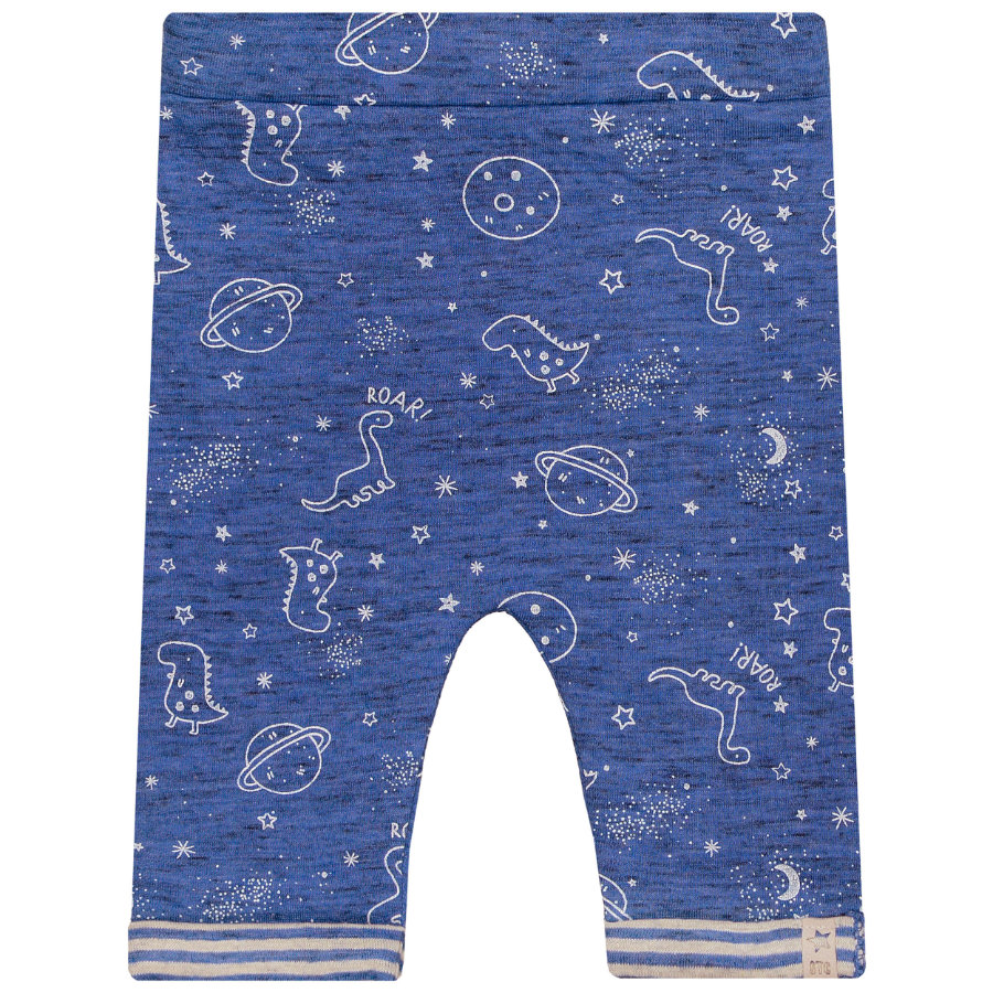 STACCATO  Chlapecké kalhoty Royal Melange se vzorem