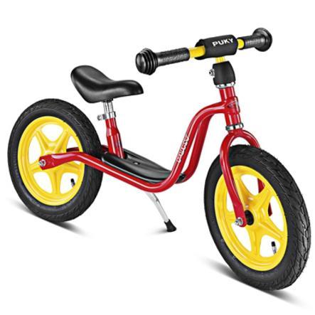 PUKY Bicicletta LR 1L senza pedali, ruote con camera d´aria rosso