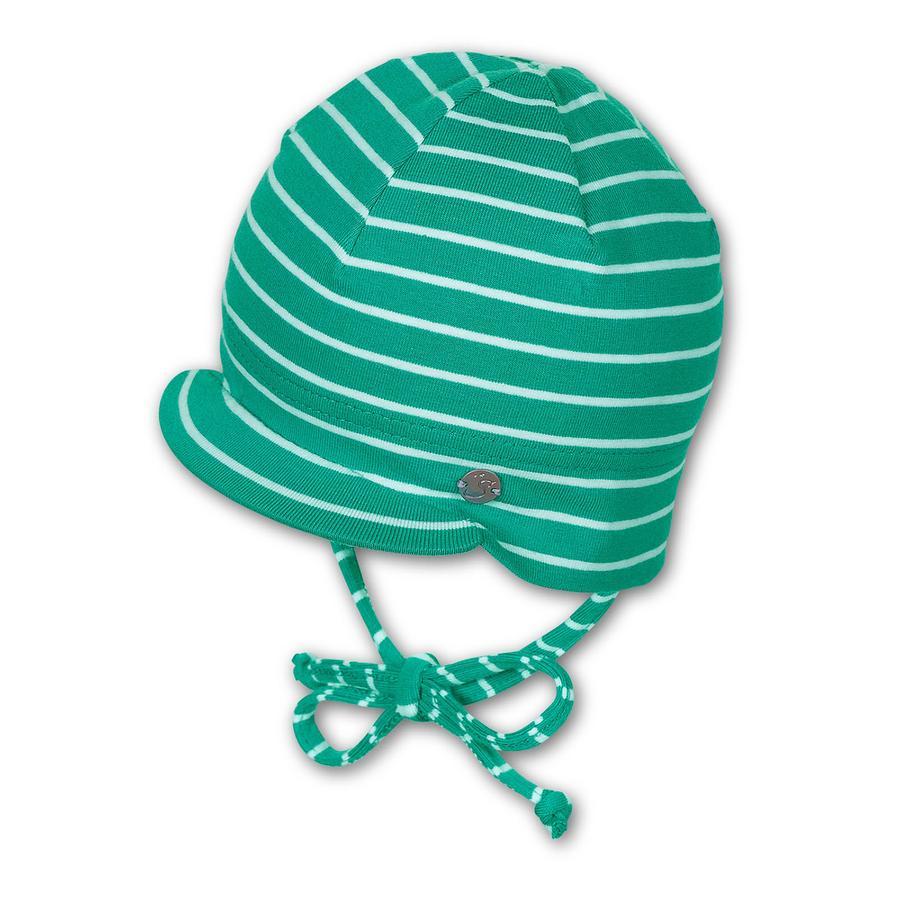 STERNTALER Boys Mini Schirmmütze grün