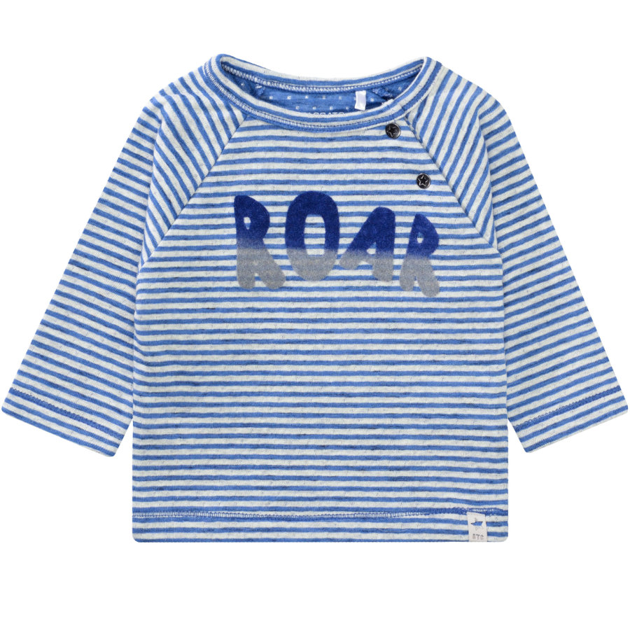 STACCATO Boys Overhemd koninklijk gemêleerd gestreept